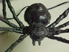 Very cool instructions for making Spider props that dont suck.    Remember to check out our halloween store http://deals.dreadcentral.com