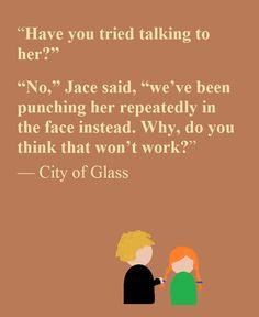 I love Jace!