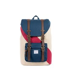 The Little America Mid-Volume Backpack is designed for those who desire the Little America in a smaller silhouette. As part of the Fall 2014 Studio Collection,
