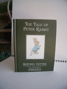The Tale Of Peter Rabbit Beatrix Potter by SheilasBlessings