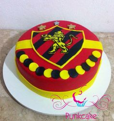 Bolo Artístico, Sport Club do Recife Punkcake (confeitaria) G.Alline
