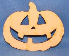 The Jack O Lantern wood cutout is a wooden shape that we make in our production facilities. 100% made in the USA! Our standard size for this shape is a 3.5 inch x 2.75 (Sold in packages of 10), medium                                                                                                                                                                                 More