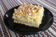 Rebarborový koláč s orechami Macaroni And Cheese, Pie, Vegetables, Ethnic Recipes, Desserts, Food, Basket, Mac Cheese, Torte