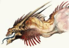 Flying Chickan Head by JekJekyll