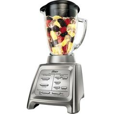 Oster Designed for Life 7-Speed Blender, Brushed Stainless, BLSTRM-DZ0-015