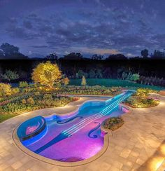 Former finance executive Jay Dweck already owns some rare violins — a Guarneri and a Stradivarius — and he just added another to his portfolio. This one, however, is a pool. Make that a million dollar pool in the shape of a violin. Call it Bedford's Stradivarius of pools. The 1,300-square foot pool is based on the shape and color of Dweck's Strad that dates to 1717.