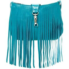 JJ Winters Fringe Crossbody ($85) ❤ liked on Polyvore featuring bags, handbags, shoulder bags, deep teal, crossbody purse, crossbody shoulder bags, crossbody, fringe crossbody and leather handbags
