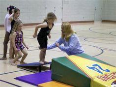 kids gymnastics videos of level 4 skills. Click to watch.