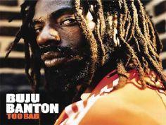"Buju Banton - Better day coming audio from the ""Too bad"" album . World Music, Music Is Life, Black Music Artists, Buju Banton, Jah Rastafari, Caribbean Culture, My Favorite Music, Male Beauty, Bob Marley"
