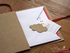 {DIY} Mini pochette de rangement « Mots d'amour – Blog mariage – Blog faire-part et papeterie