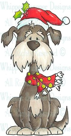 Benedict - Christmas Images - Christmas - Rubber Stamps - Shop