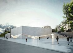 Gallery - Aires Mateus Wins Competition to Design New Pôle Muséal of Lausanne - 4