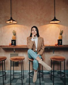 """Aybüke Pusat on Instagram: """"📸 @merticgoren"""" Turkish Women Beautiful, Cast Iron Cookware, Casual Fall Outfits, Man Photo, Turkish Actors, Celine, Actresses, Fashion Outfits, Celebrities"""