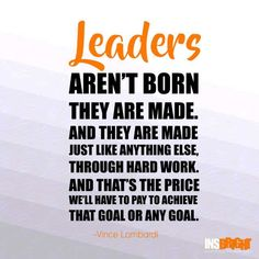 Leadership Quotes for Kids, Students and Teachers