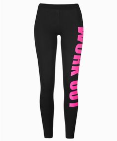 Work out leggings | Gina Tricot Active Sports | www.ginatricot.com | #ginatricot