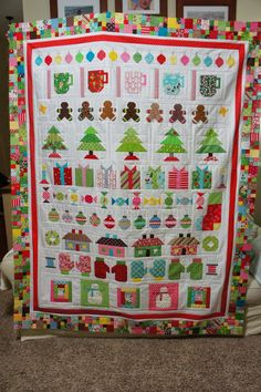 Tracy's Bits N Pieces: Have Yourself a Quilty Little Christmas...in May