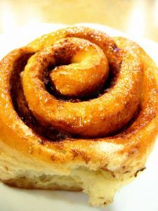 Almond Flour Cinnamon Rolls SCD