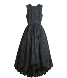 H&M Long Jacquard-weave Dress, conscious exclusive collection. sold out