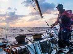 Anna-Lena Elled / Team SCA / Volvo Ocean Race