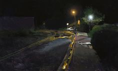 Midnight Misting by Jason Sacran was selected as Outstanding Acrylic in the November 2012 BoldBrush Painting Competition.