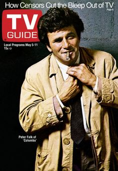 Columbo....favorite tv detective.....May 5, 1973