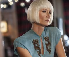"""The Emmy-nominated actress will go down any path Lynch wants to guide her on, even another """"Twin Peaks"""" season."""