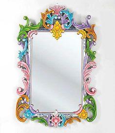 Espejo Fantasía Vintage