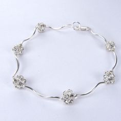 Hey, I found this really awesome Etsy listing at https://www.etsy.com/listing/244928688/bridal-bracelet-bridal-jewelry-sparkly
