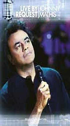 Johnny Mathis Live by Request
