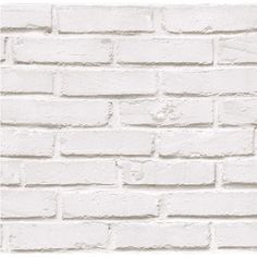 """Bricks loft"" Tapete, H 105 x B 53 cm, € die Rolle, Leroy Merlin Wallpaper Paste, Paper Wallpaper, Adhesive Wallpaper, Vinyl Wallpaper, Brick Design Wallpaper, Brick Effect Wallpaper, Slate Stone, Grey Slate, Texture Drawing"