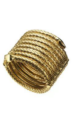 tao coil bracelet Aurelie Bidermann