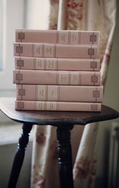 pink jane austen novel collection