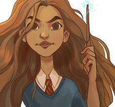 inbetween work Hermione