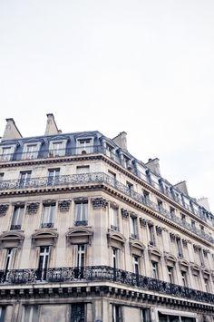 A Day in Paris - lark&linen