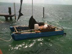 Diy Boat, Bath Caddy