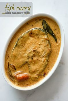 Fish curry recipe with coconut milk: learn how to make an easy Indian-style fish curry recipe with coconut milk, one of my go-to fish recipes.