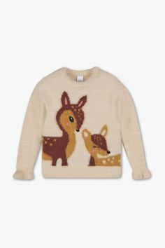 Discover the latest fashion! Jumper now at the C&A online shop – Fast delivery✓ Top quality✓ Great prices✓ Sleeve Designs, Suits You, Types Of Sleeves, Cosy, Deer, Latest Fashion, Jumper, Your Style, Pullover