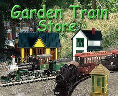 store for garden train stuff