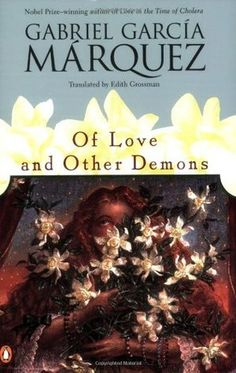 """FULL BOOK """"Of Love and Other Demons by Gabriel García Márquez""""  store selling online thepiratebay spanish download mobile"""