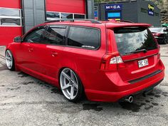 🔥🔥 #v70ii#v70iiowners#volvoofsweden#abs355#abswheels#fas2