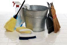 Cleaning Linoleum and Vinyl Floors