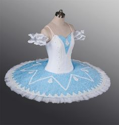Classical Ballet Tutu Professional Competition Snow Flakes All Sizes IN STOCK!!! | eBay