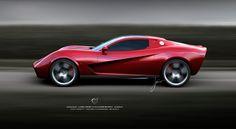Corvette Z03 Concept