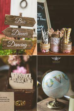 Jessica + Michael / Farm Wedding Perfection in Minneapolis, MN » Concept Photography