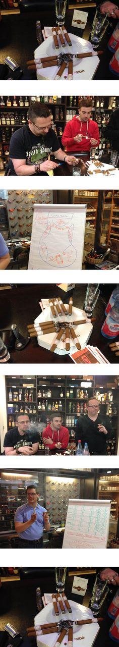 Blending - warum eine Zigarre schmeckt wie sie schmeckt!