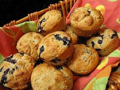 Whole Wheat Blueberry Muffins | Delicious Yet Nutritious