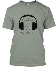 I Love Music.Independent music lovers. LIMITED EDITION!  Order yours before time runs out!  Click but it now to pick your size and order!