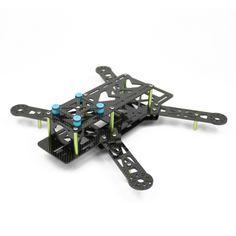 Nighthawk 250 FPV Racer Carbon Rahmen Frame - Emax