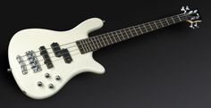 Warwick WPS121428AACHYFR PS Streamer LX 4-String White Cream HP Electric Bass Guitar - WAR12-WPS121428AACHYFR