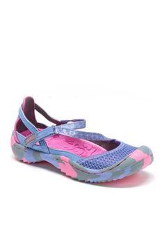 Jambu Periwinkle  Pink Dawn Mary-Jane - Girls InfantToddlerYouth Sizes 8 - 7 - Online Only
